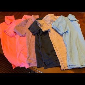 Set of 6 Collared Shirts